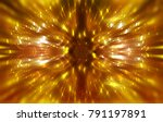 abstract beautiful bright... | Shutterstock . vector #791197891