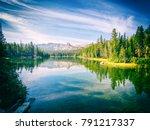 Mammoth Lakes In California  Usa