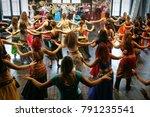 milan  italy   may 12  2015 ... | Shutterstock . vector #791235541
