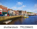 Whitby Town And Quayside North...