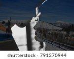silhouette. falling in love....   Shutterstock . vector #791270944