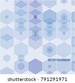 vector abstract background... | Shutterstock .eps vector #791291971