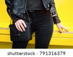 outdoor fashion details.close... | Shutterstock . vector #791316379