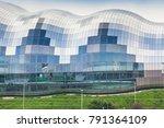 newcastle upon tyne  england  ...   Shutterstock . vector #791364109