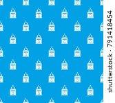 church pattern repeat seamless... | Shutterstock . vector #791418454