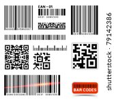 bar code,business,buy,code,collection,commerce,cost,design,digital,elements,eps10,graphic,icon,id,illustration