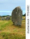 prehistoric megalithic... | Shutterstock . vector #7914382
