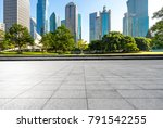 panoramic skyline and buildings ... | Shutterstock . vector #791542255