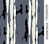 grunge background with stripes. ... | Shutterstock .eps vector #791554159