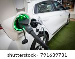 close up image of the power... | Shutterstock . vector #791639731