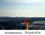 winter in oberwiesenthal   Shutterstock . vector #791641474