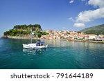 parga  epirus  greece | Shutterstock . vector #791644189