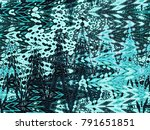 abstract zigzag pattern | Shutterstock . vector #791651851