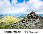 Helvellyn Summit Crag