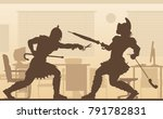editable vector illustration of ...   Shutterstock .eps vector #791782831