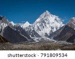 K2 Mountain Peak  Second...