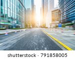 blur image of motion as fast on ...   Shutterstock . vector #791858005