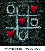 valentines day. valentines day... | Shutterstock . vector #791905009