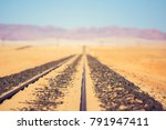 close up detail view of train... | Shutterstock . vector #791947411