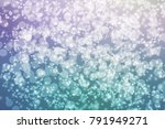 bright lights abstract color...   Shutterstock . vector #791949271