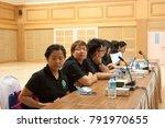 chiangmai thailand. march 27... | Shutterstock . vector #791970655
