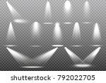 scene illumination collection ...   Shutterstock .eps vector #792022705