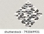 abstract background of... | Shutterstock .eps vector #792069931