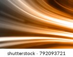 long time of light  striped... | Shutterstock . vector #792093721