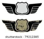 vector illustration of a blank... | Shutterstock .eps vector #79212385