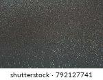 abstract glitter light... | Shutterstock . vector #792127741