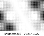 points halftone background.... | Shutterstock .eps vector #792148627