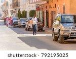 saint louis  senegal   apr 24 ... | Shutterstock . vector #792195025