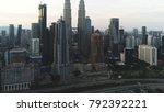 kuala lumpur   circa january...   Shutterstock . vector #792392221