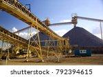 mining elevators  mining... | Shutterstock . vector #792394615