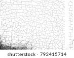 abstract background. monochrome ... | Shutterstock . vector #792415714