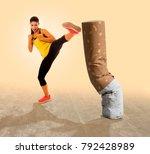 health care advertising...   Shutterstock . vector #792428989