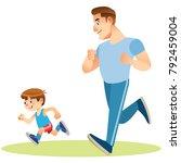 vector cartoon illustration of...   Shutterstock .eps vector #792459004