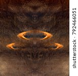 Small photo of gravitational waves, allegory, symmetrical photographs of abstract landscapes of the deserts of Africa from the air, magical, artistic, landscapes of your mind, just for crazy, optical illusions