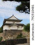 japanese castle photo   Shutterstock . vector #792510481