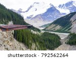 sky walk in jasper national... | Shutterstock . vector #792562264