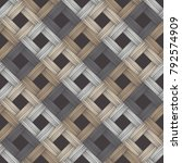 ethnic boho seamless pattern.... | Shutterstock .eps vector #792574909