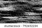 black and white stripes in... | Shutterstock .eps vector #792652234