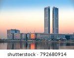 dubai  united arab emirates ... | Shutterstock . vector #792680914