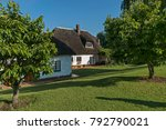 guest houses in tamakwa country ...   Shutterstock . vector #792790021