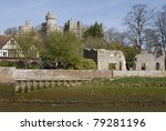 View Of Arundel Castle From Th...
