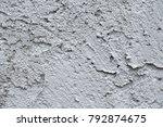 facade plaster background.... | Shutterstock . vector #792874675