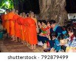 luang prabang  laos   january... | Shutterstock . vector #792879499