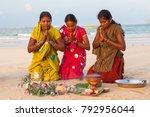 little andaman  india   jan 29  ... | Shutterstock . vector #792956044