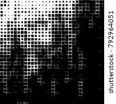 grunge background of black... | Shutterstock .eps vector #792964051