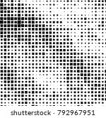 grunge background of black... | Shutterstock .eps vector #792967951